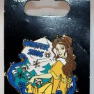 Disney Winter 2016 Pin Belle and Jewels Limited Edition 2000