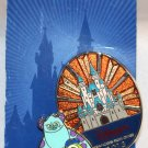 Disney Rewards 2013 Chase Visa Cardmember Pin Monsters University MIke and Sulley
