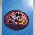 Disney Rewards 2012 Chase Visa Cardmember Pin Minnie and Mickey