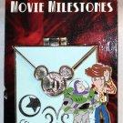 Disneyland Movie Milestones Pin Toy Story LImited Edition 2000