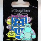Disney Monsters University Opening Day Pin 2013 Mike and Sulley Limited Edition 2000
