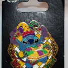 Disney Mardi Gras 2014 Pin Limited Edition 2500 Stitch