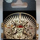 Disney Pirates of the Caribbean The Legend Lives On Villains Pin Limited Edition 1000