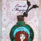 Disney Eau de Magique Perfume Bottle June 2014 Pin of the Month Merida LImited Edition 2000