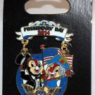Disney President's Day 2014 Pin Chip and Dale Limited Edition 1500