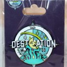 Disney D23 Destination D 2014 Attraction Rewind Pleasure Island Funmeister Limited Edition 300