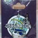 Disney D23 Destination D 2014 Attraction Rewind Swan Boats Limited Edition 300