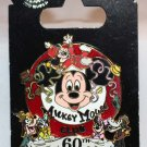 Disney Mickey Mouse Club 60th Anniversary Pin Limited Release