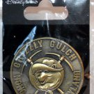 Hong Kong Disneyland Grizzly Gulch Sculpted Pin