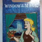 Disneyland Pin of the Month 2013 Window to the Magic Cinderella Limted Edition 1000