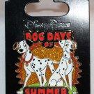 Disney Dog Days of Summer 2013 Pin Pongo and Perdita Limited Edition 2000
