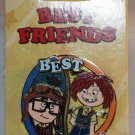 Disney Best Friends 2-Pin Set Up's Carl and Ellie Limited Edition 3000