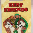 Disney Best Friends 2-Pin Set Chip and Dale Limited Edition 3000