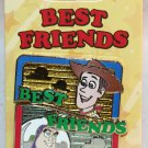 Disney Best Friends 2-Pin Set Toy Story's Buzz Lightyear and Sheriff Woody Limited Edition 3000