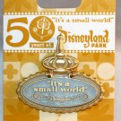 Disneyland It's A Small World 50th Anniversary Pin Walt Disney Limited Edition 1500