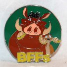 Disney BFFs Mystery Pin Collection Pumbaa and Timon