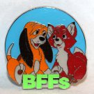 Disney BFFs Mystery Pin Collection Copper and Tod from Fox and Hound