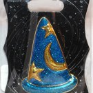 Walt Disney Imagineering WDI 2015 D23 Expo Sorcerer Mickey Hat Glitter Pin Limited Edition 300