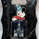 Walt Disney Imagineering WDI Disneyland Entrance Plaque Pin Sorcerer Mickey Ltd Ed 300