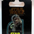 Disney Star Wars The Force Awakens Countdown Pin No. 3 Chewbacca Limited Edition 10000