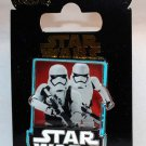 Disney Star Wars The Force Awakens Countdown Pin No. 7 Stormtroopers Limited Edition 10000