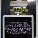 Disney Star Wars The Force Awakens Hinged Pin Leia Organa Limited Edition 10000