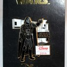 Disney Rewards 2016 Chase Visa Cardmember Pin Darth Vader