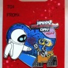 Disney Happy Valentine's Day 2014 Wall-E and Eve Limited Edition 5000