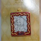 Disney D23 Club 2013 Magic Slider Pin with Easel Dumbo