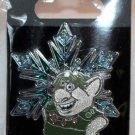 Walt Disney Imagineering WDI Stained Glass Frozen Pin Troll Bulda Limited Edition 300