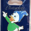 Walt Disney Imagineering WDI Characters in Sorcerer Hats Pin Nephew Louie Limited Edition 200