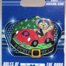 Disneyland Cars Land Gear Up For Adventure Pin Duffy the Bear Buckle Up Limited Edition 500