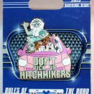 Disneyland Gear Up For Adventure Don't Pick Up Hitchhikers Pin Minnie and Gus Ltd. Ed. 500