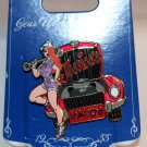 Disneyland Gear Up For Adventure Jessica Rabbit's Body Shop Pin Limited Edition 500