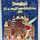 Disneyland It's A Small World Holiday 2012 Tinker Bell Tinker Bell Limited Edition 1500