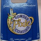 Disneyland Gear Up For Adventure Tinker Bell Pixie Powder Coating Pin Limited Edition 500