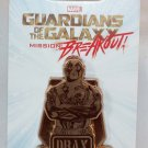 Disneyland Marvel Guardians of the Galaxy Mission Breakout Drax Pin