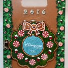 Disneyland Gingerbread House Collection 2016 Pin Disneyland Hotel Ltd Ed 1000 Mickey Pluto