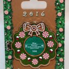 Disneyland Gingerbread House Collection 2016 Pin Grand Californian Hotel Ltd Ed 1000 Donald Daisy