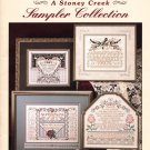 Stoney Creek Collection Sampler Collection 8 Designs to Cross Stitch