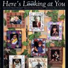 Stoney Creek Collection Here's Looking at You 7 Photo Frame Designs to Cross Stitch