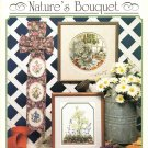 Stoney Creek Collection Nature's Bouquet 12 Designs to Cross Stitch