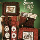 Stoney Creek Collection Season of Joy 14 Designs to Cross Stitch