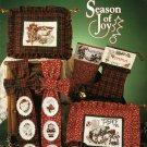 Stoney Creek Collection Season of Joy 14 Designs to Cross Stitch