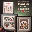 Raindrop-Stoney Creek Collection Fruits of the Seasons 8 Designs to Cross Stitch
