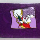 Disney Alice in Wonderland 65th Anniversary Reveal-Conceal Pin White Rabbit Limited Release