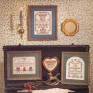 Stoney Creek Collection Sentimental Values 10 Samplers to Cross Stitch
