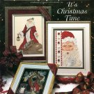 Raindrop-Stoney Creek Collection It's Christmas Time 8 Designs to Cross Stitch
