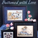 Stoney Creek Collection Buttoned With Love 15 Designs to Cross Stitch