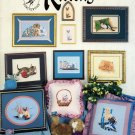 Pegasus Originals Kittens 8 Designs to Cross Stitch